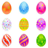 Colorful Easter Egg — Vector de stock