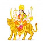 Постер, плакат: Goddess Durga