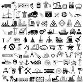 Industrial Icon — Stock Vector