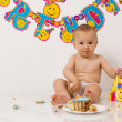 Birthday boy — Stock Photo