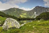 Mountain Blind Lake — Stock Photo