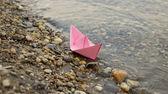Carton Boat  — Foto de Stock