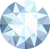 Diamond — Vetorial Stock