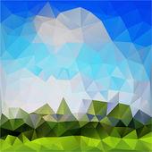 Landscape — Stock Vector