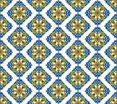 Multicolor pattern — Stock Vector