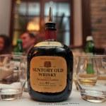 Suntory old whisky — Stock Photo