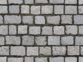 Tiling cobbled texture — Stock Photo