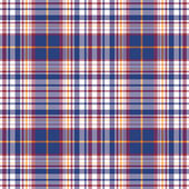 Textile cross rows background. — ストックベクタ