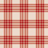 Tartan textile vector texture. — Vector de stock