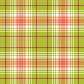 Tartan textil vektor konsistens. — Stockvektor