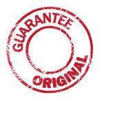 Original Guarantee — Stock Vector