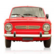 Fiat vintage car — Stock Photo