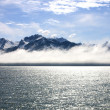 Resurrection Bay Morning Clouds — Stock Photo