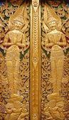 Thai design decoration — Stock Photo