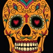 Mexicsugar skull — Stock Vector #32478623