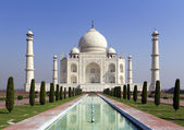 Taj mahal , A monument of love in India, Agra, Uttar Pradesh — Stock Photo