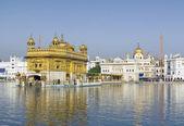 Golden Temple in Amritsar, Punjab, India. Golden Temple in Amritsar, Punjab, India. — Stock Photo