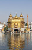 Golden Temple in Amritsar, Punjab, India. Golden Temple in Amritsar, Punjab, India. — Stock Photo