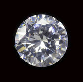 Diamond realistic photo image — Photo
