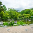 Japanese Park — Stock Photo