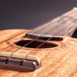 Ukulele Wooden. — Stock Photo
