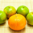Orange fresh fruit — Stockfoto