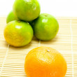 Orange fresh fruit — Foto de Stock