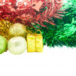Stock Photo: Decoration for Christmas and Happy New year.