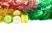 Decoration for Christmas and Happy New year. — Stock Photo