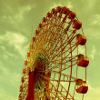 Stock Photo: Giant ferriswheel