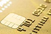 Credit card Lowkey shot. — Stock Photo