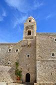 Monasterio toplou, grecia — Foto de Stock
