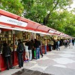 MADRID, SPAIN - SEPTEMBER 30th 2012: book fair  — Stock Photo