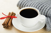 Cosy winter — Stock Photo