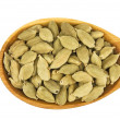 Stock Photo: Green cardamom