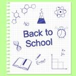 Back to school — Stock Vector #48153039
