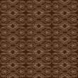 Brown Abstract Seamless Pattern — 图库矢量图片