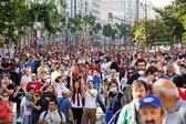 Occupy Gezi Park — Stock Photo