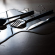 Stock Photo: Cutlery