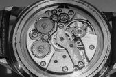 Clockwork gears — Stock fotografie