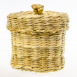 Wicker basket — Stockfoto #33130783