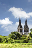 Vysehrad Prague — Stock Photo