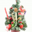 Christmas ornaments — Stock Photo #34632501
