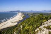 Beautiful Beach in South Brazil — Photo