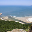 Zdjęcie stockowe: Beautiful Beach in South Brazil
