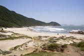 Beautiful Beach in South Brazil — Stock Photo