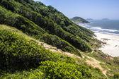 Beautiful Beach in South Brazil — Foto de Stock