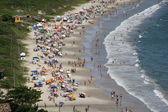 Beautiful Beach in South Brazil — 图库照片