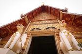 Wat Phrasingha from Chiangrai Thailand — Stock Photo