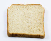 Pan aislado sobre fondo blanco — Foto de Stock